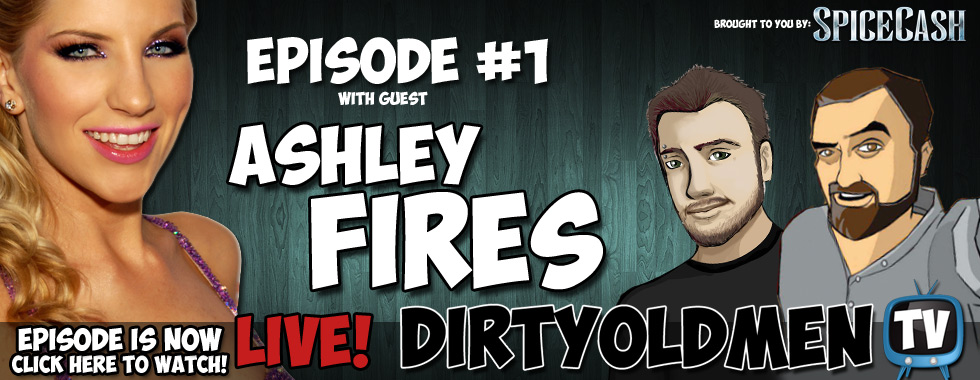 Episode #1  Guest: Ashley Fires