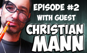 LIVE NOW! Episode #2 &#8211; Christian Mann of Evil Angel