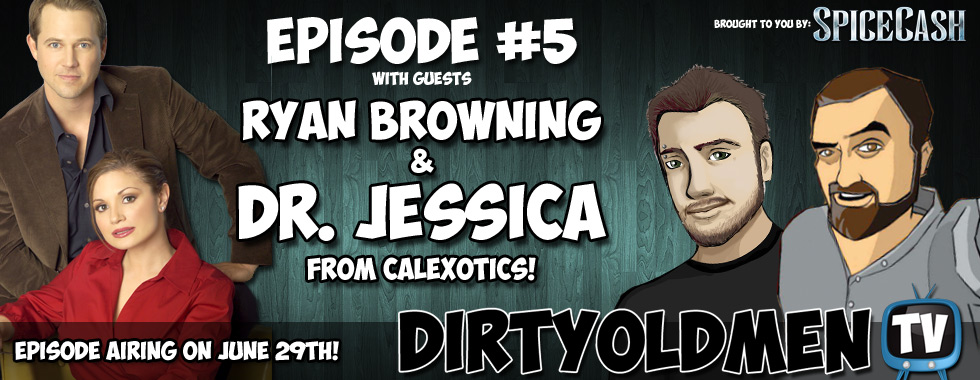 Episode #5 – Ryan Browning & Dr. Jessica of CalExotics!