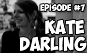 Live Now! Episode #7 with Kate Darling